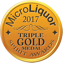 2017 microliquor triple gold